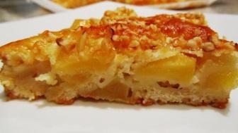 Ricetta della torta di mele ingredienti tempi di for Siti ricette dolci